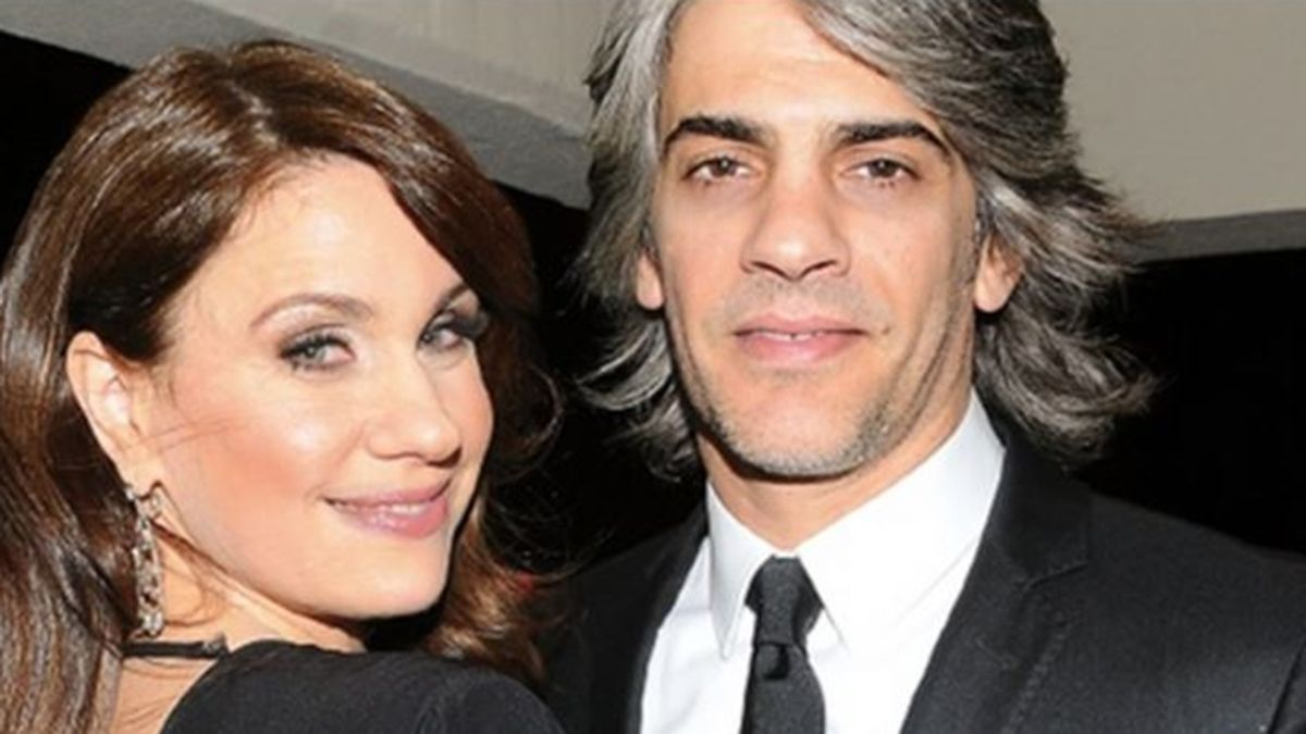 Nancy Dupláa y Pablo Echarri están juntos desde hace dos décadas