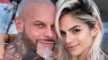 Jimmy Lewin: Lo último que quiero es dejar a mi esposa, Michelle Lewin