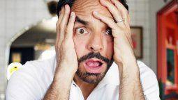 Eugenio Derbez alerta a sus fans sobre delitos de fraude a su nombre