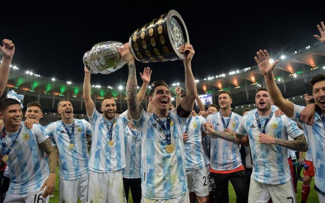 Sergio Agüero reveló que significó para Lionel Messi ganarle a Brasil en Brasil