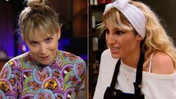 Nos odia Sofía Pachano se la complicó a Vicky Xipolitakis y Belu Lucius en Masterchef Celebrity