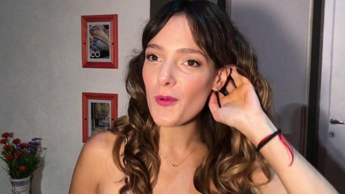 La artista Sabrina Artaza dio detalles de su embarazo