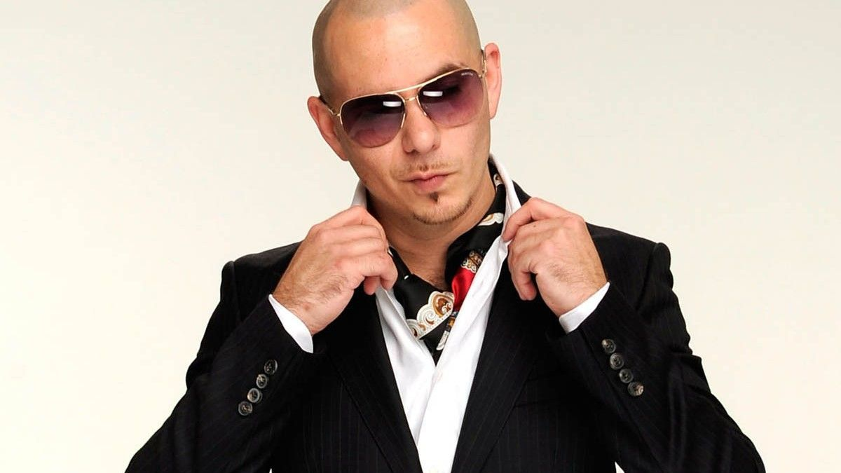 Pitbull une la música y el fitness en su nuevo proyecto