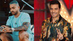 ¡Unión inesperada! Maluma y Carlos Rivera grabaron un tema