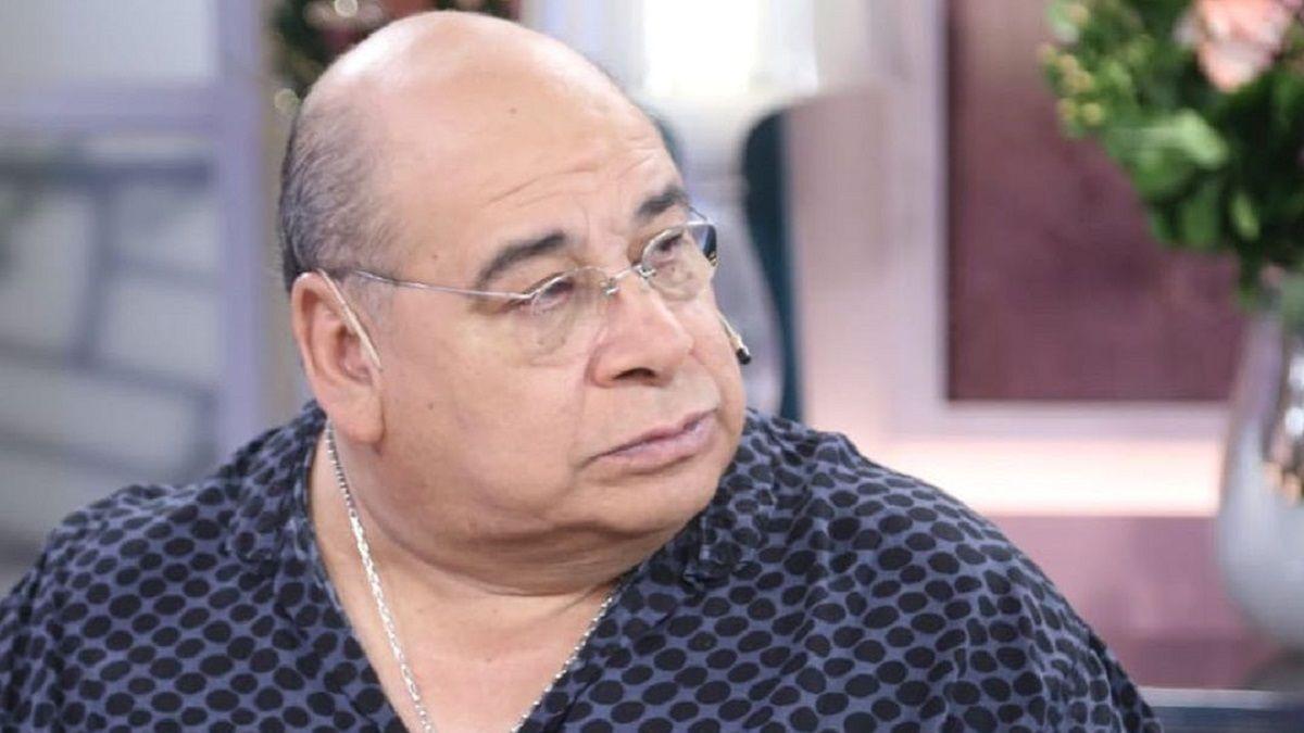 Roly Serrano bajó 22 kilogramos en cuarentena