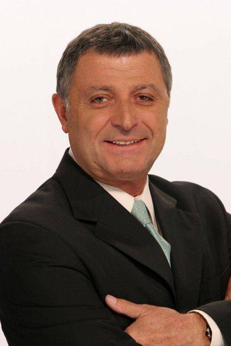 Gino Renni fue trasladado a terapia intensiva