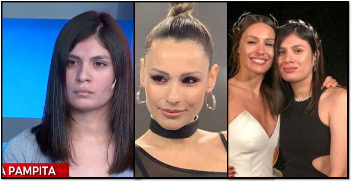 Ex niñera denunció a Pampita por maltrato psicológico y la modelo se defendió y mostró chats
