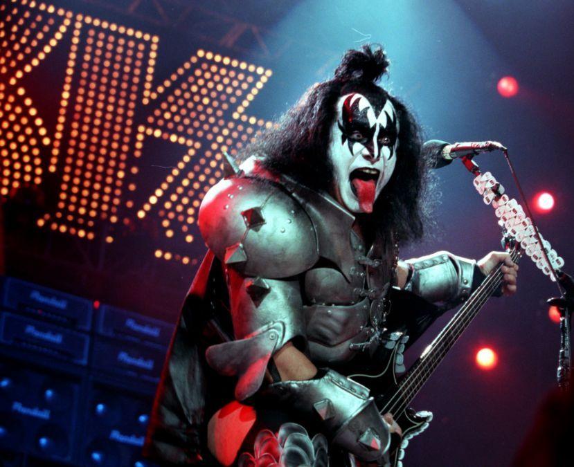 La banda Kiss debió postergar su gira de despedida tras el contagio por Covid 19 de Gene SImmons