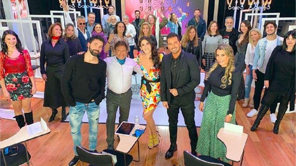 Juan Osorio presenta el elenco de su nueva telenovela