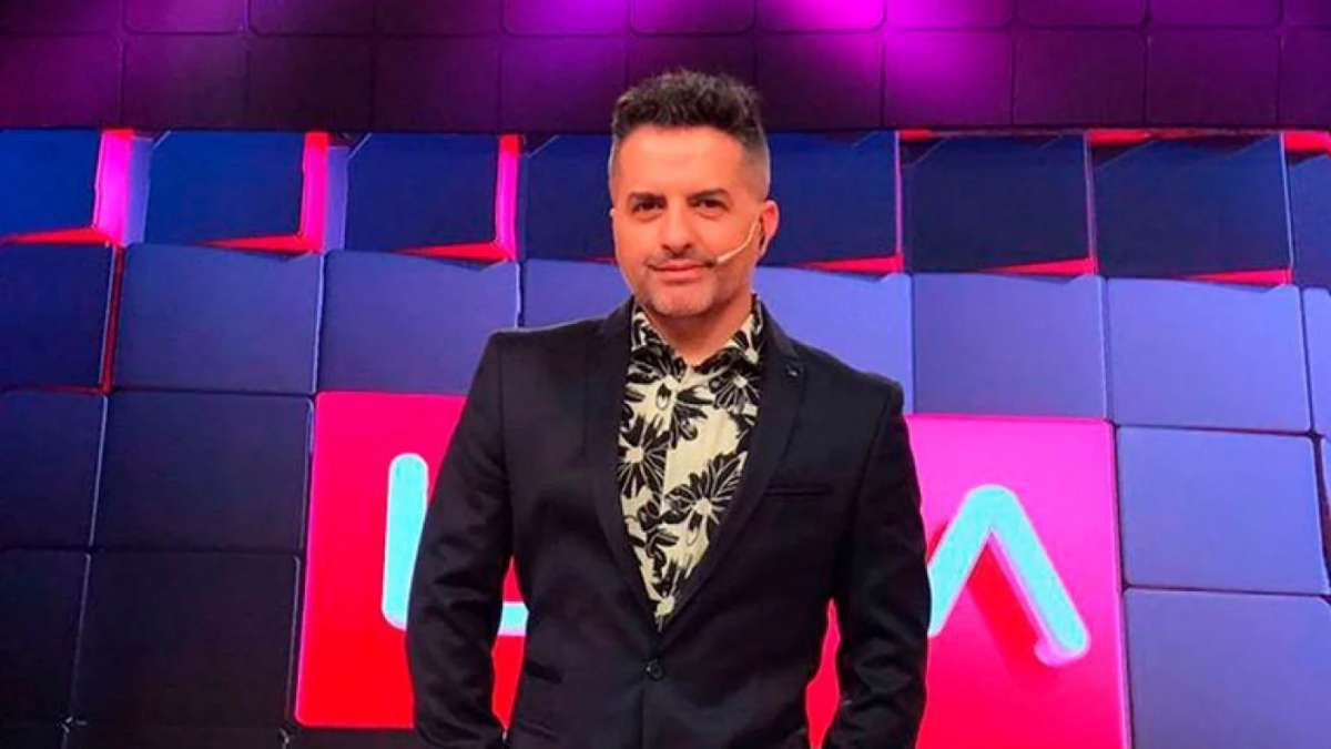 Ángel de Brito se negó a ir al programa Pampita Online