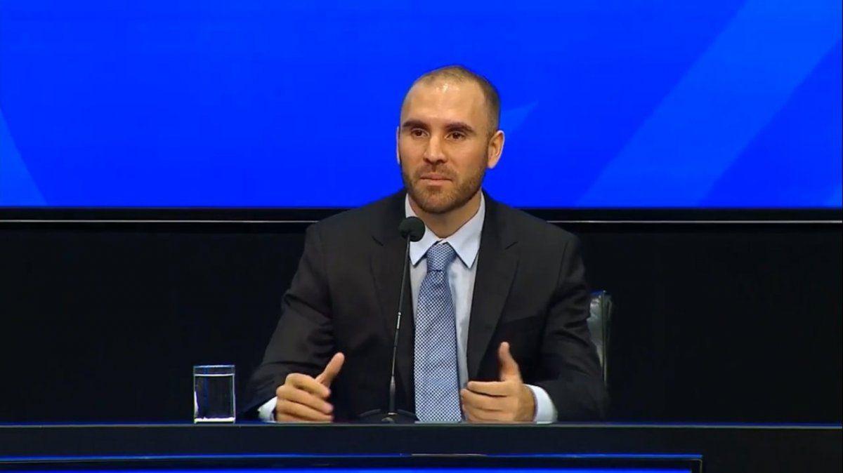 Marcelo Longobardi muy preocupado por la suba del dólar blue