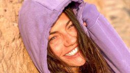 Sofía Jujuy Jiménez publicó la primera fotografía junto a su nuevo novio