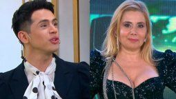 Uno de los jurados de Corte & Confección, especificamente Santiago Aramis insultó a la presentadora Andrea Politti