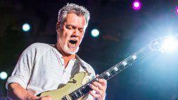 ¡Adiós a un grande! Eddie Van Halen muere a los 65 años