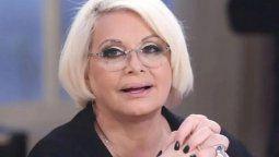 Pierde el tiempo... Carmen Barbieri filosa contra Cinthia Fernández
