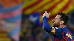 ¡No estuvo! Lionel Messi no se presentó a entrenar con el Barcelona