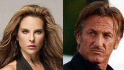 ¡Rompió el silencio! Kate del Castillo asegura que Sean Penn le hizo daño