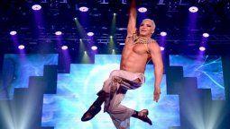 Tras el incidente, el show de Flavio Mendoza se presentó sin contratiempos