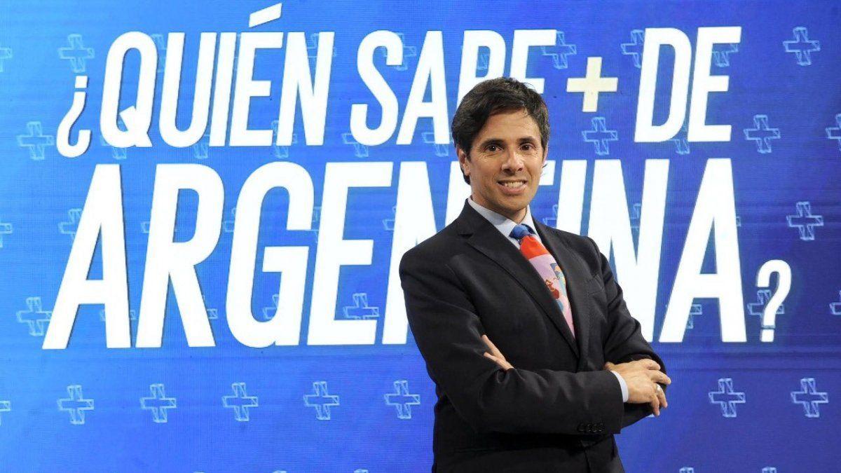 ¿Quién sabe más de Argentina? se estrena esta noche a las 19 por la TV Pública bajo la conducción de Roberto Funes Ugarte