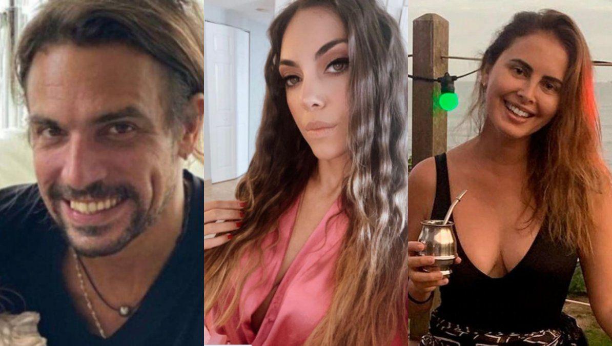 Floppy Tesouro opinó sobre el romance de su ex y Silvina Luna