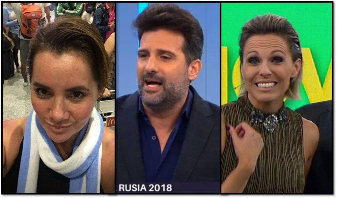 Nancy Pazos dejaría el ciclo de Listorti y Denise para volver de lleno al periodismo político