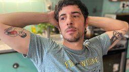 Esteban Lamothe habló sobre la marihuana, la cual considera un súper medicamento