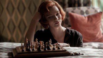 Gambito de Dama rompió un récord en Netflix