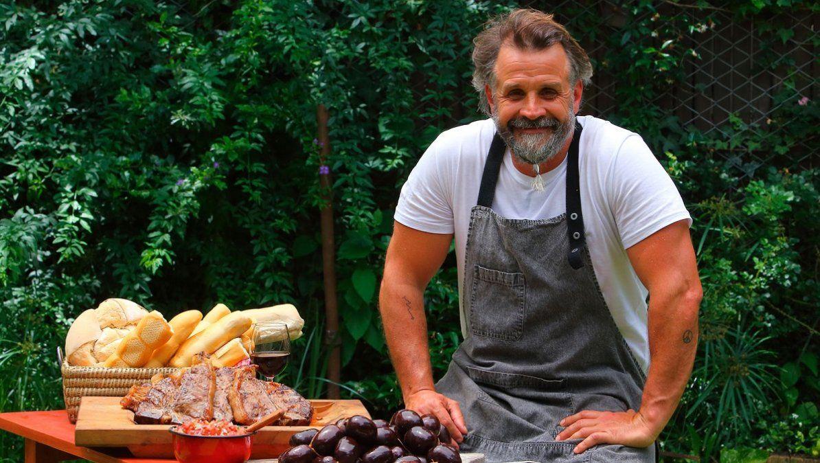 Christian Petersen se ausentó de El Gran Premio de la Cocina por problemas estomacales