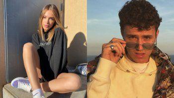 Yanina Latorre contó que Agustina Agazzani chatea con el actor de Élite Aron Piper