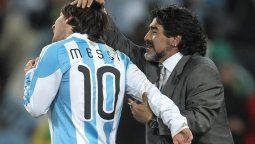 Los famosos despiden a Diego Maradona