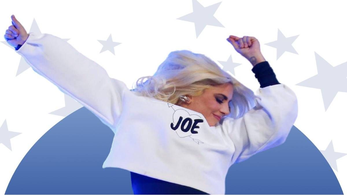 ¡En plan estelar! Lady Gaga cantará el himno en la toma de posesión