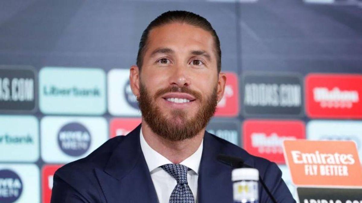 Sergio Ramos firmaría con el PSG por dos temporadas