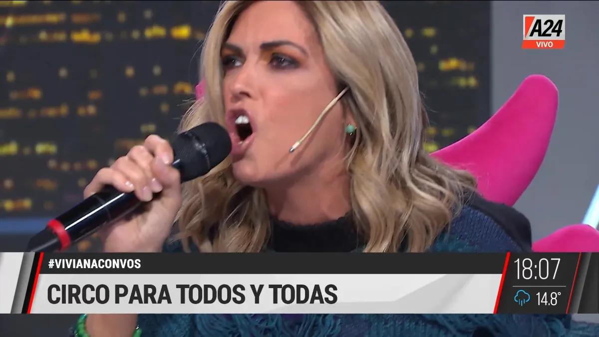 Viviana Canosa arremetió contra Laura Novoa