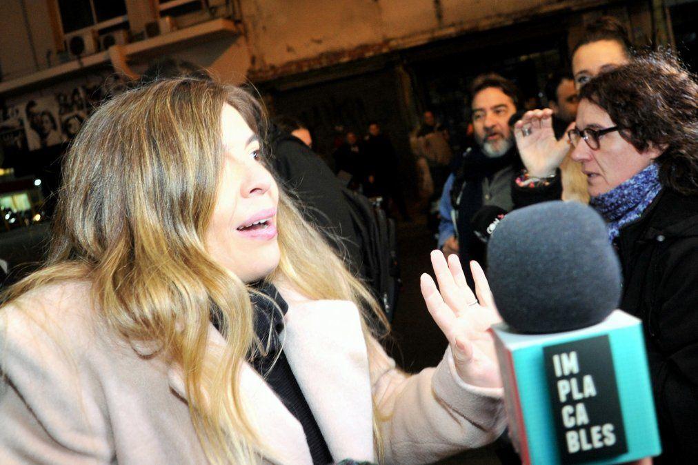 Dalma Maradona le respondió a Rocío Oliva.