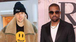 ¡Con Justin Bieber sí! Kanye West recibió la visita del canadiense en su rancho