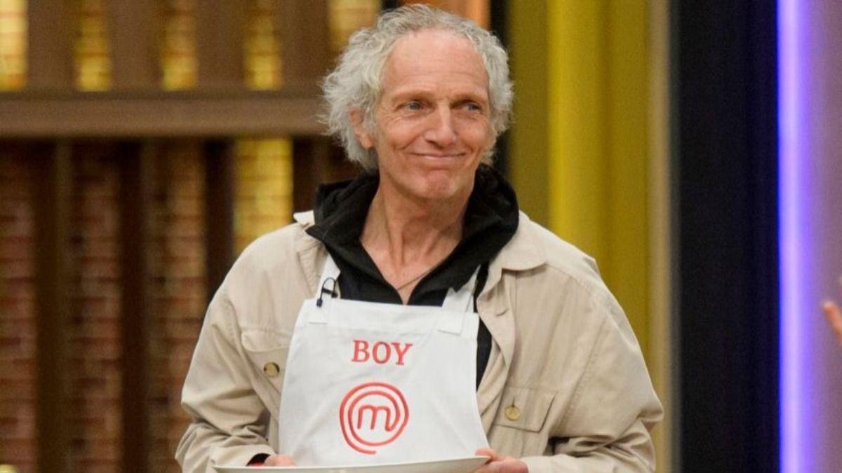 El actor Boy Olmi preparó uno de los mejores platos en el tercer programa de Masterchef