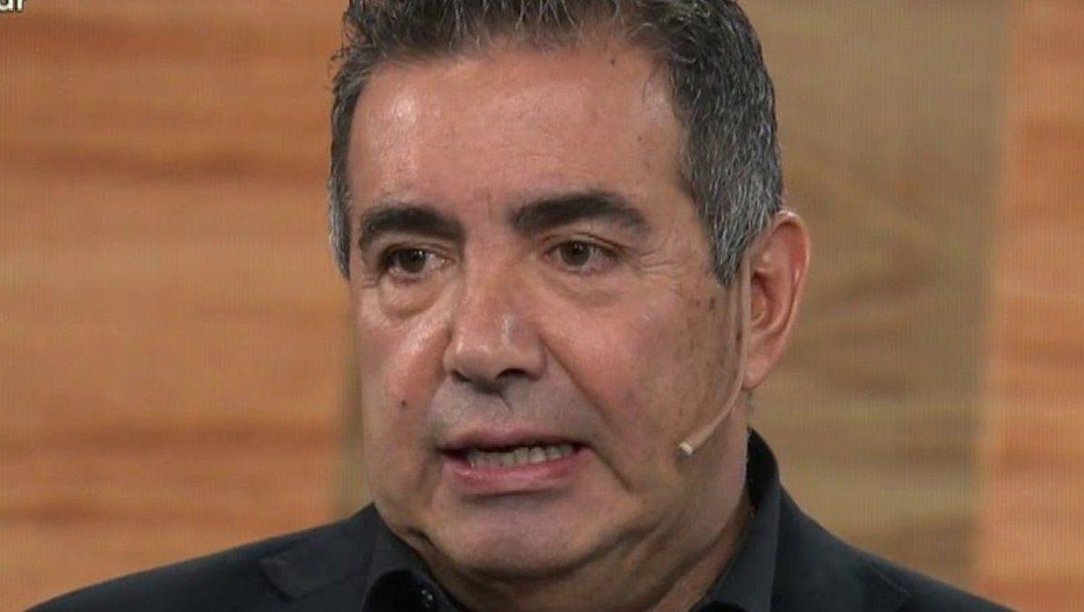El dolor de Diego Pérez al hablar de sus padres: Tuvimos que llevarlos a un geriátrico