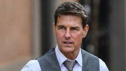 El actor Tom Cruise es también el productor de la saga Misión Imposible
