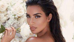 ¡Era otra! Kim Kardashian se mostró en su juventud