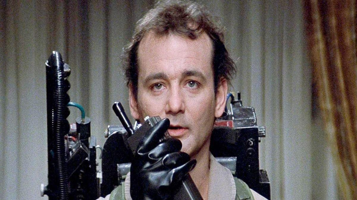 El actor Bill Murray volverá a ser Peter Vekman en la nueva pelicula Los Cazafantasmas el legado