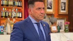 Mariano Iúdica, conductor de Polémica en el Bar