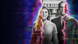 Wandavision la nueva serie de Marvel para Disney+ estrena mañana