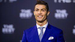 El pasado de Cristiano Ronaldo con una presentadora de Telecinco