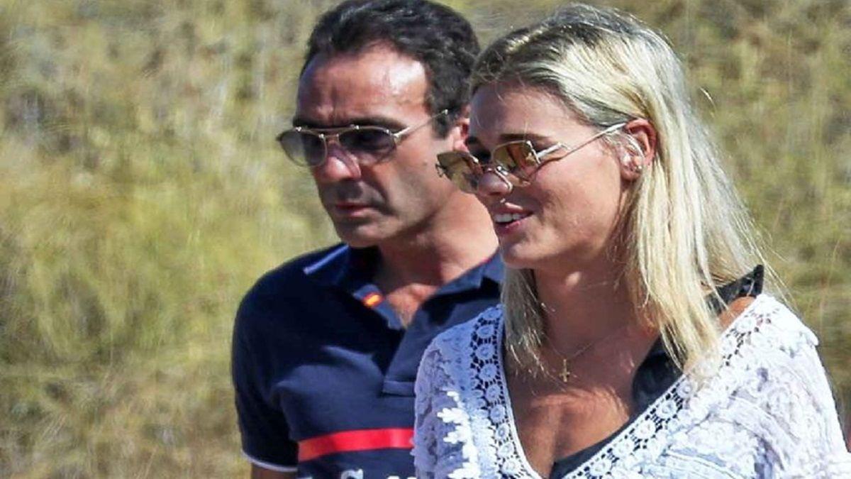 Ana Soria negoció con su familia para poder mudarse con Enrique Ponce