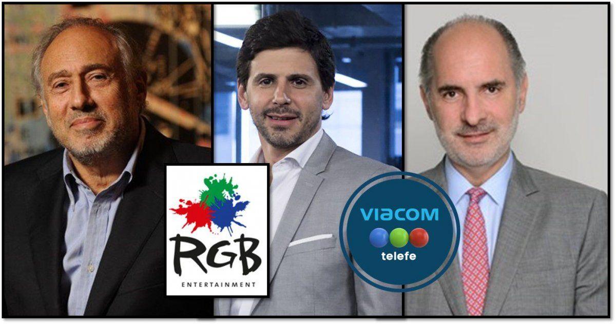 Viacom y RGB Entertainment firman alianza estratégica