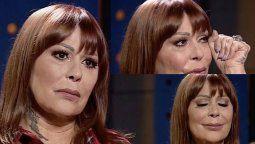 ¡En alerta! Alejandra Guzmán podría tener COVID-19