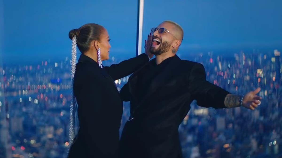 ¡De portada! Maluma y Jennifer Lopez adornaron la revista Billboard