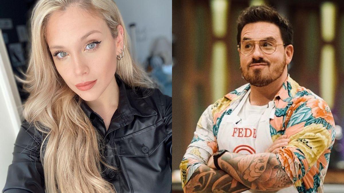 Barbie Vélez habló de su relación actual con Fede Bal