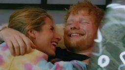 Ed Sheeran y Cherry Seaborn se convirtieron en padres por primera vez