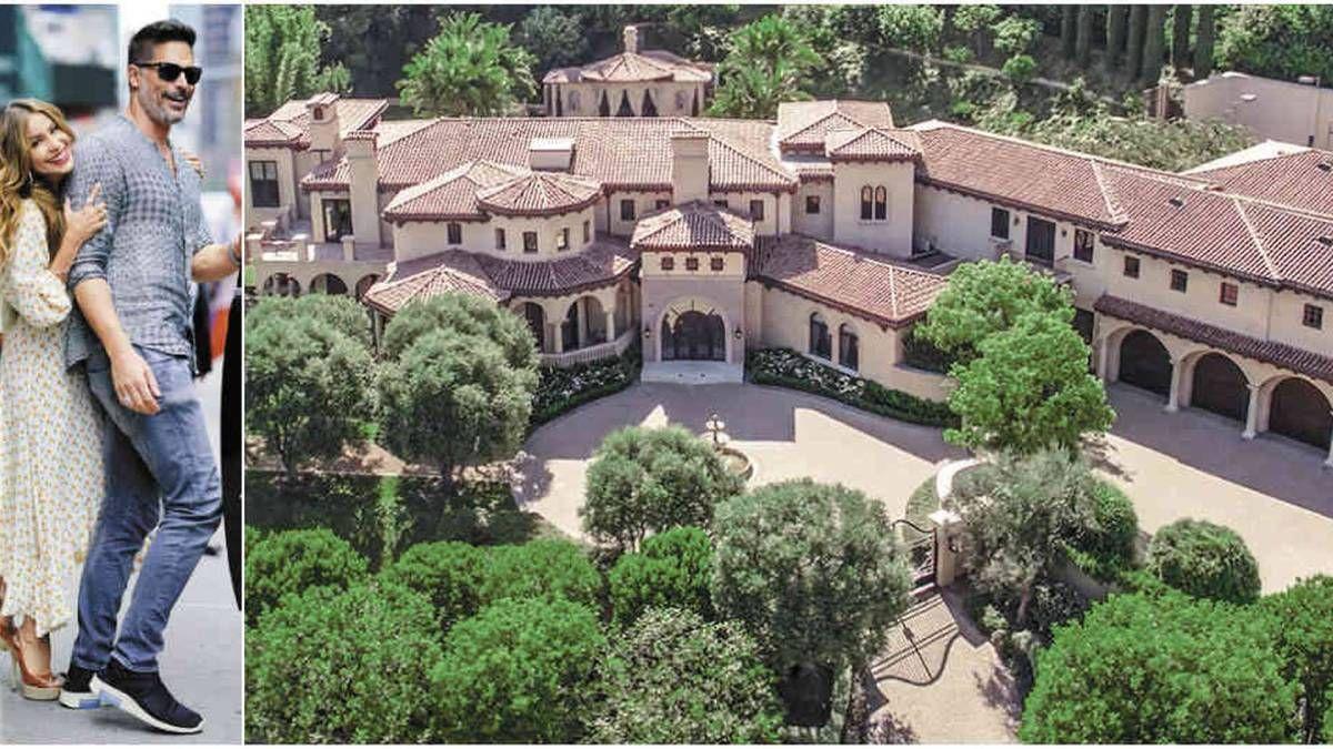 ¡Susto! Sofía Vergara tuvo a un intruso en su lujosa mansión